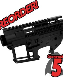 [CROWDFUNDING]Forged 7075T6 Receiver set